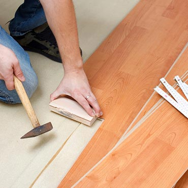 Laminate Flooring in Galesburg, IL
