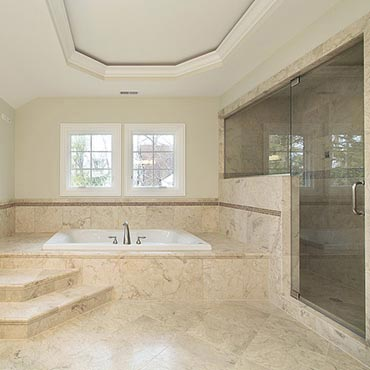 Natural Stone Floors in Galesburg, IL