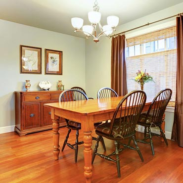 Wood Flooring in Galesburg, IL